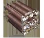 Блок резисторов  БРР-1М  и аналог БР-1М для контактных электровозов