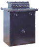 Взрывобезопасные блоки резисторов БРВ-1М