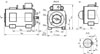 Электродвигатель серии 5П для автоматизированных электроприводов