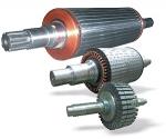 Ротора для асинхронных электродвигателей с короткозамкнутым ротором ЭКВ, ЭДКОФ